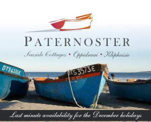 Paternoster accommodation for December