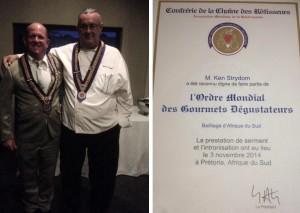 Shangri-La's Chain Des Rotisseurs Award