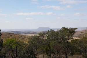 View during a hike at Birdsong Cottages of Kranskop