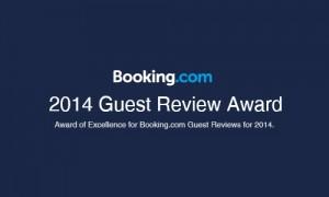 bookingcom award