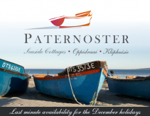 Paternoster accommodation for December